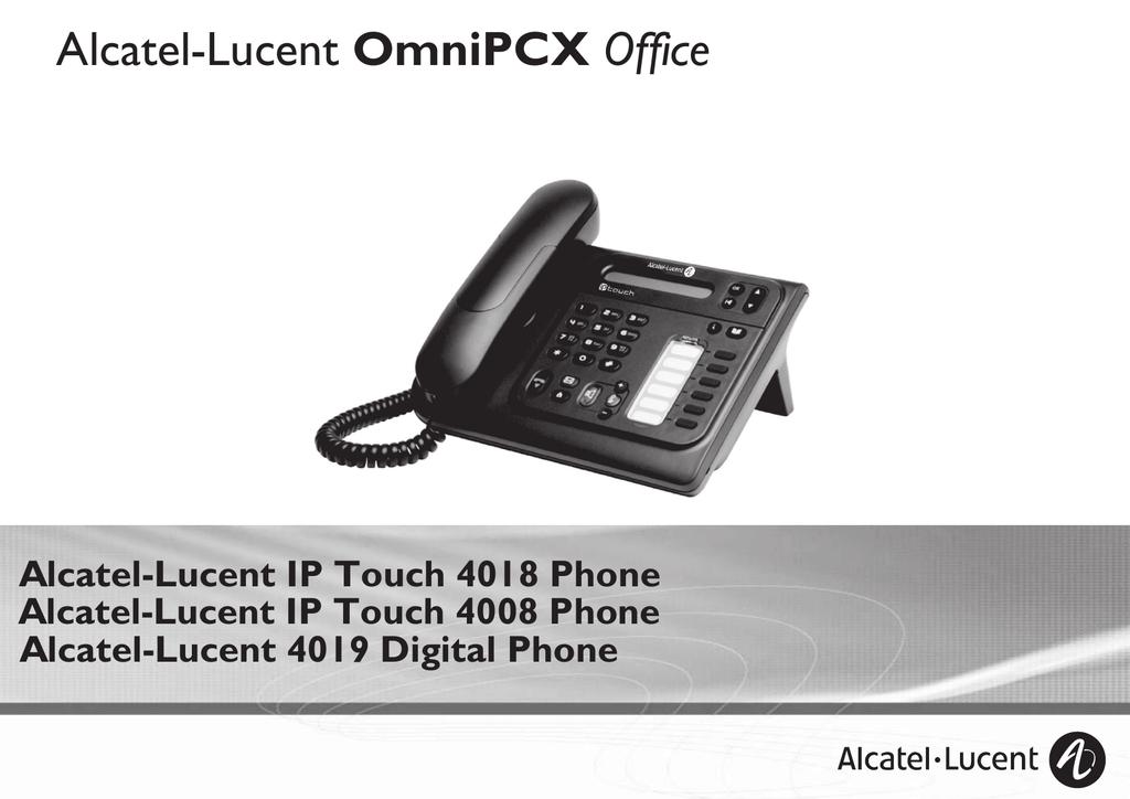 Alcatel-Lucent OmniPCX Office