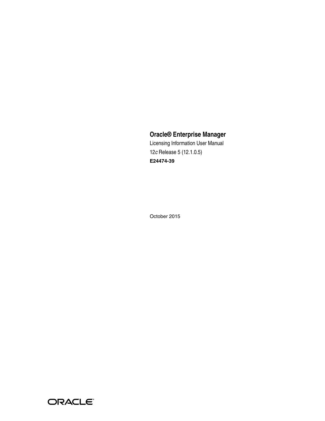 1 ] Oracle® Enterprise Manager   manualzz com