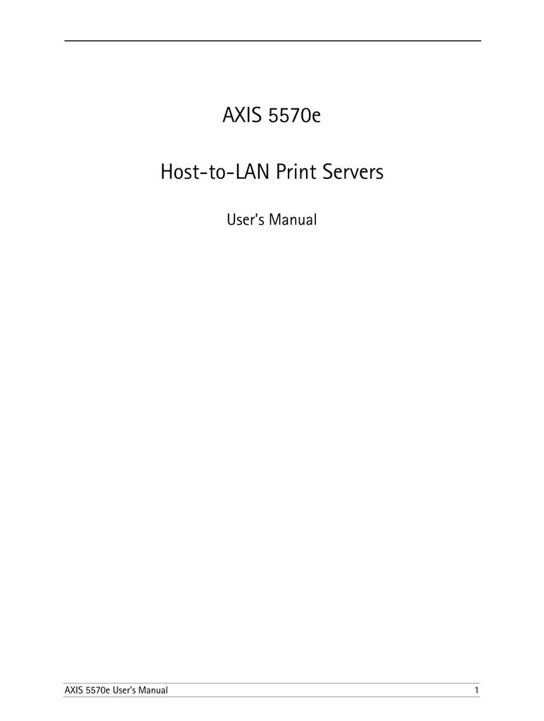 AXIS 5570E TREIBER WINDOWS 7