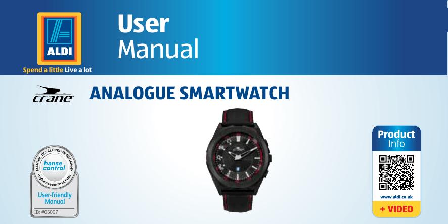 User Manual - Crane Connect | manualzz com