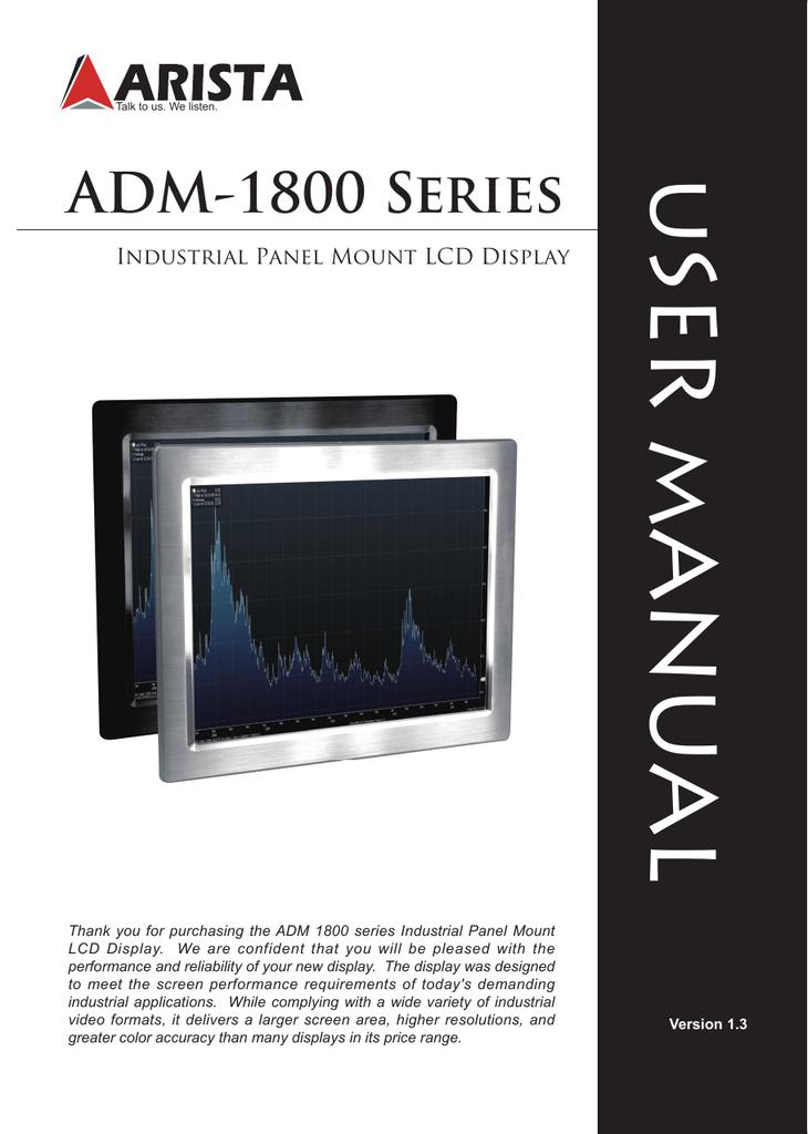 ADM 1824 AP User`s Guide | manualzz com