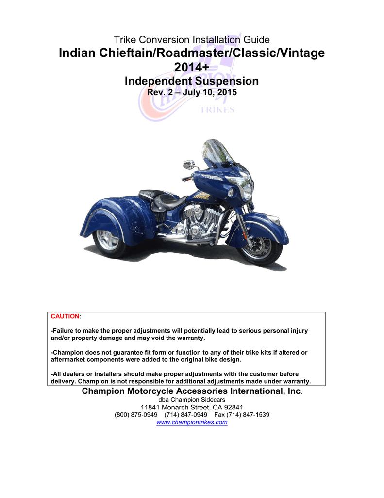 File - Champion Sidecars | manualzz com