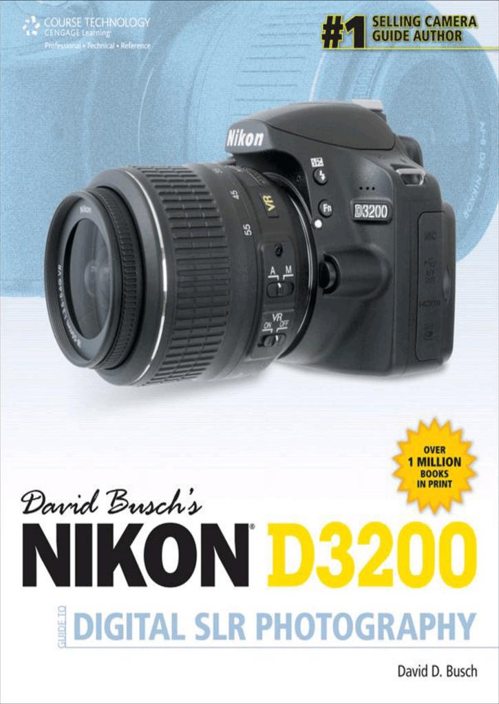 David Busch S Nikon D3200 Guide To, Delkin Bargain Basement