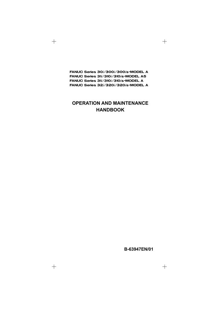 B-63947EN OPeration Systems Maint | manualzz com