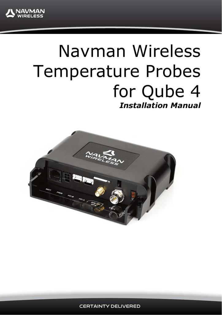 Terrific Installation Navman Wireless Manualzz Com Wiring Digital Resources Instshebarightsorg