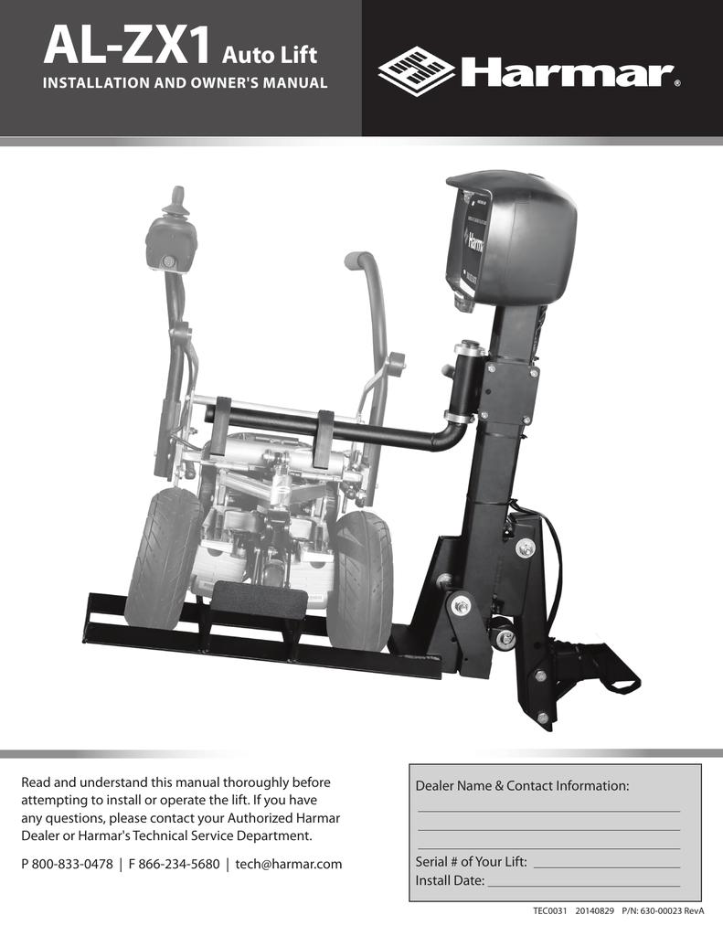 Install Manual - Lift Chair USA | manualzz.com on