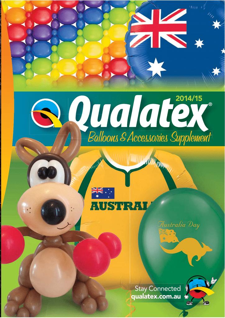 Qualatex Latex Balloons 43844-Q Mousehead Dark Blue 15,