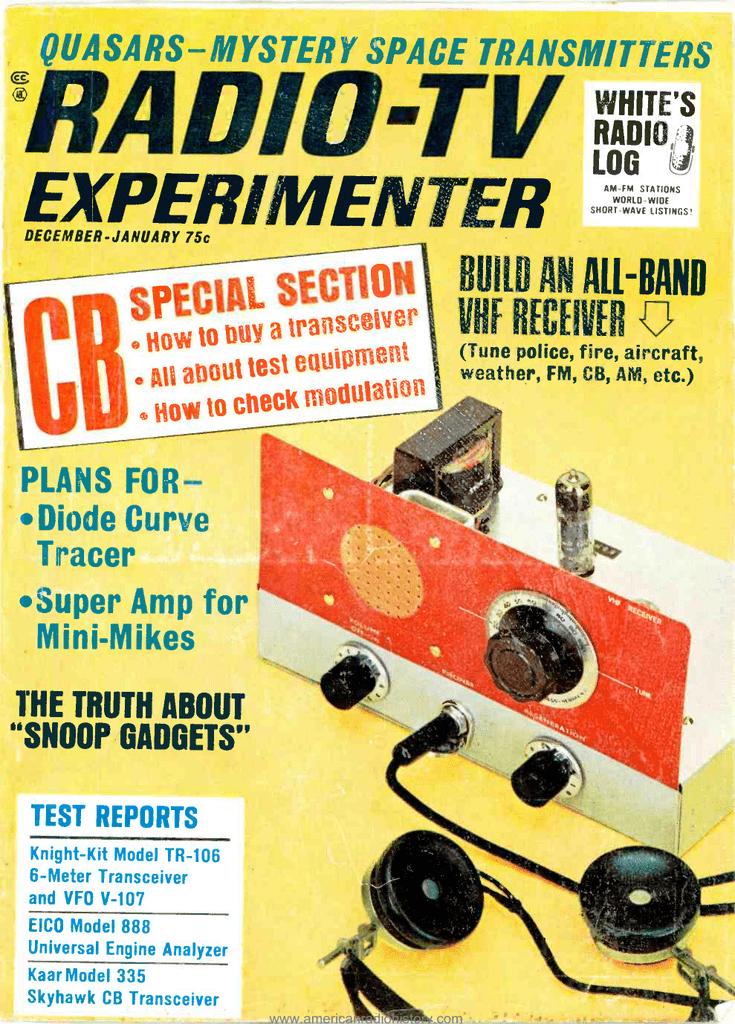 experimenter - American Radio History | manualzz com