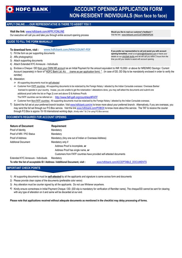 HDFC Bank | manualzz com