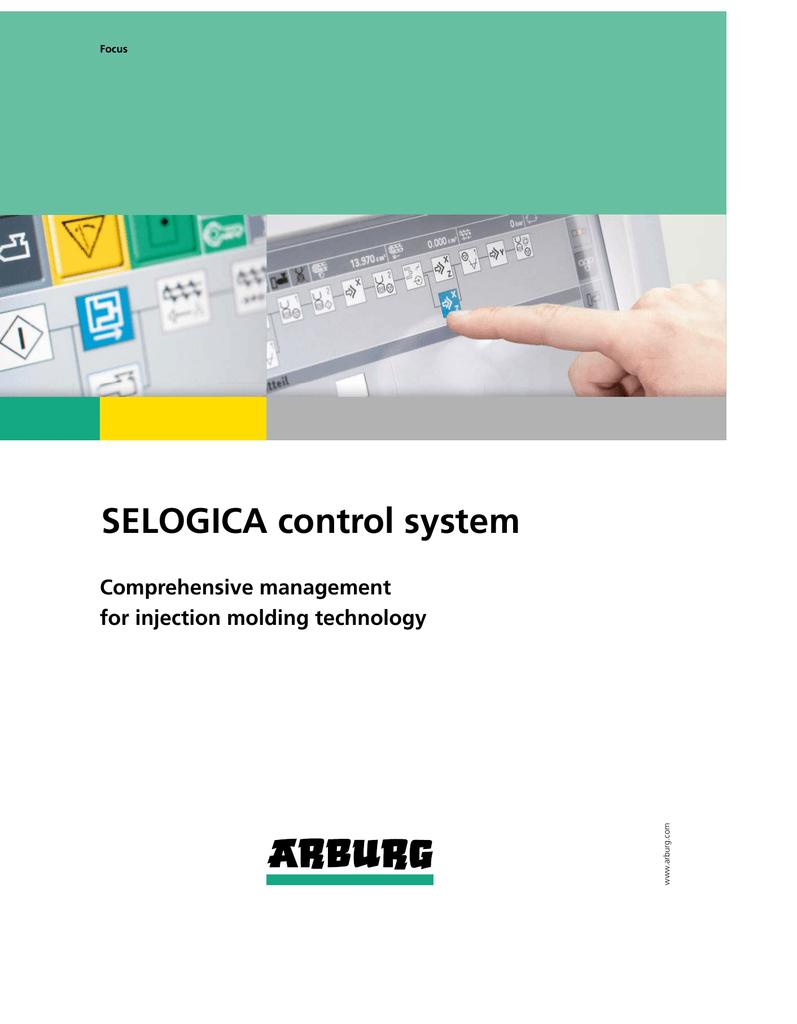 SELOGICA control system | manualzz com
