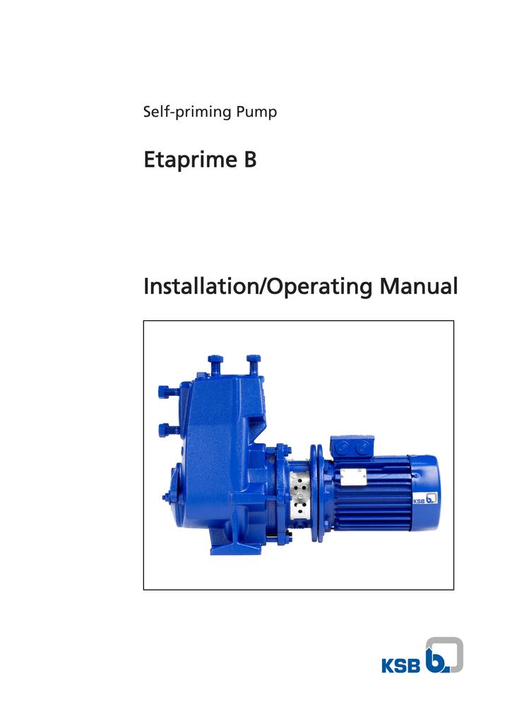 Ksb manual feed pump movitec the new generation ksb ag array etaprime b manualzz com rh manualzz fandeluxe Gallery