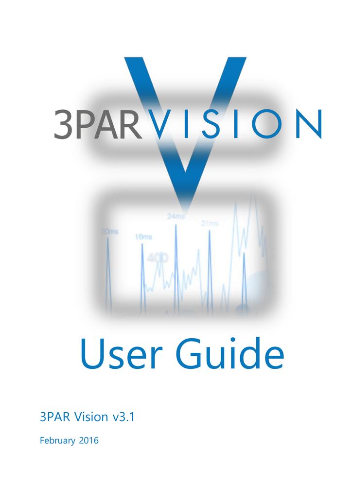 3PAR Vision User Guide - 3PAR Vision Monitoring | manualzz com