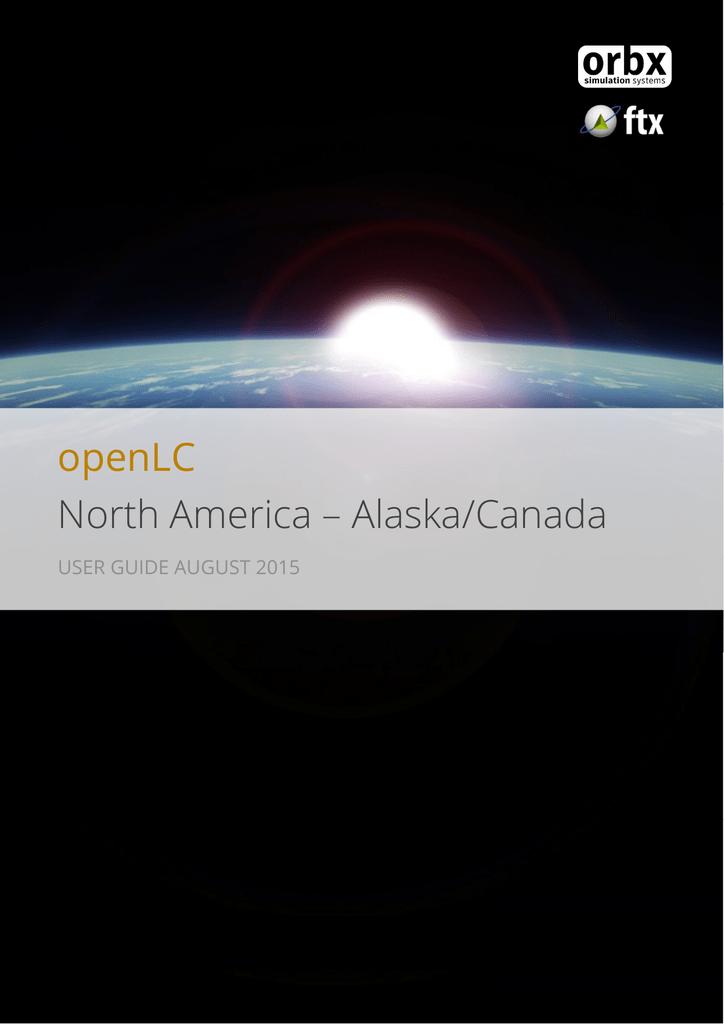 openLC North America – Alaska/Canada | manualzz com