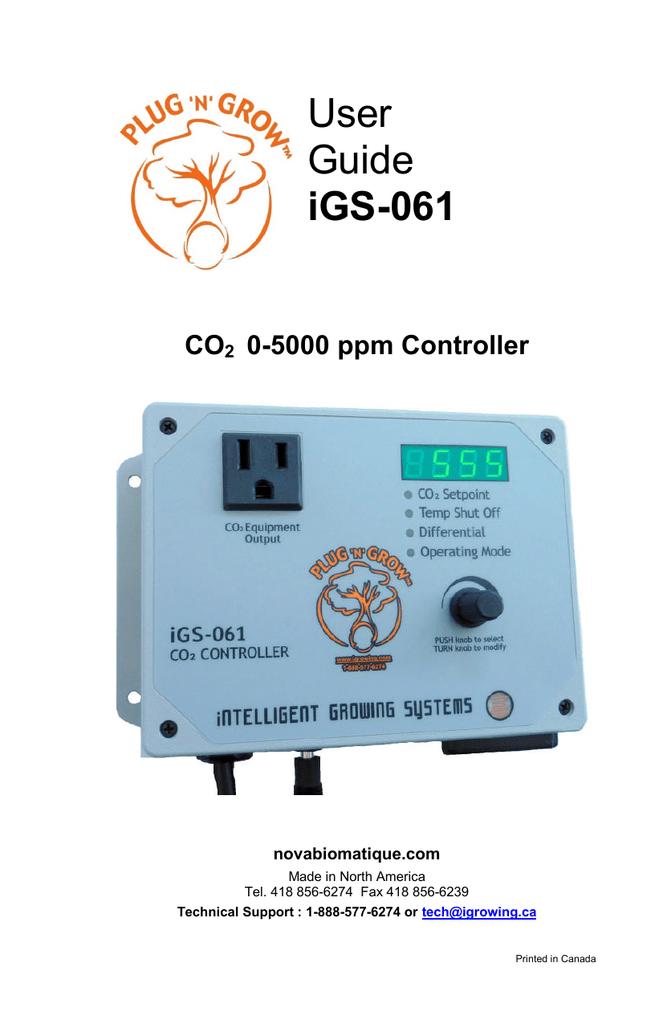 User Guide iGS-061 | manualzz com