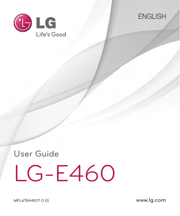 the LG Optimus L5 user guide. - Manualzz