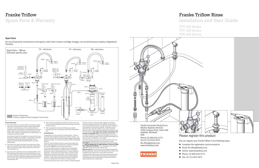 Franke Spare Parts Catalog Reviewmotors Co