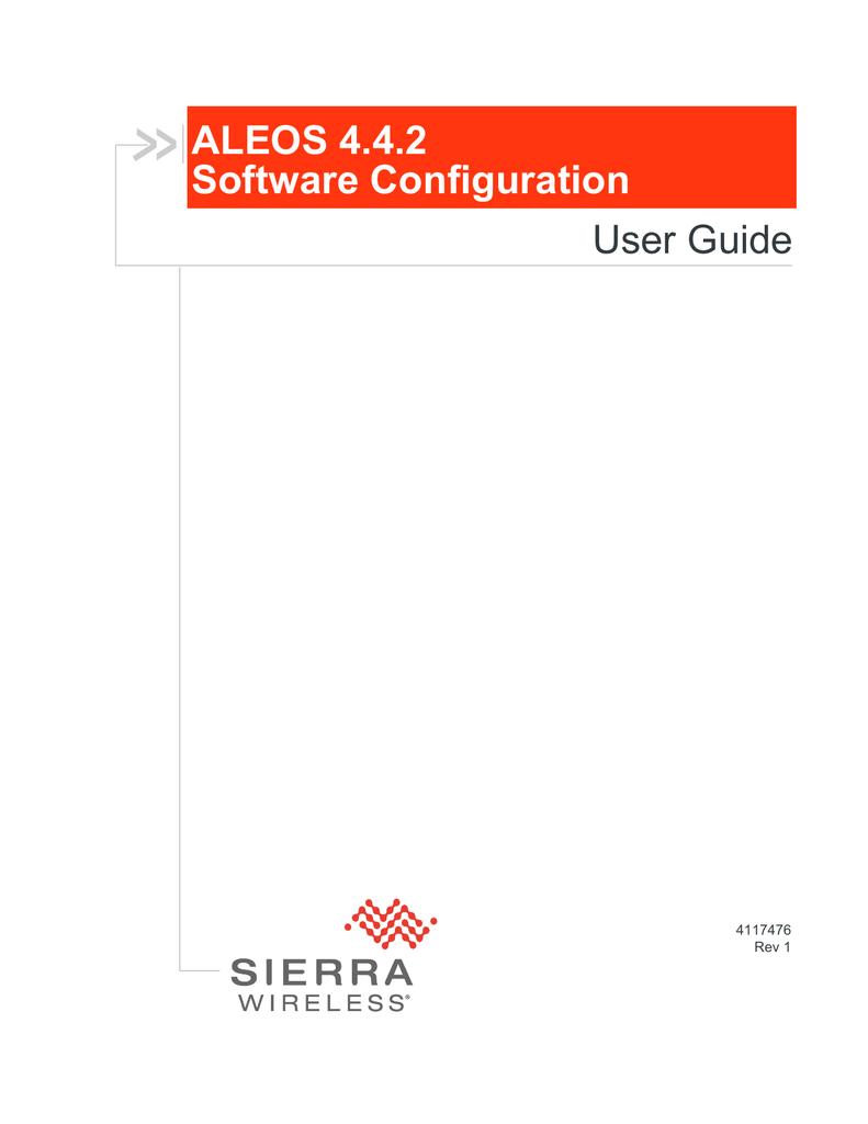 ALEOS 4 4 2 Software Configuration User Guide   manualzz com