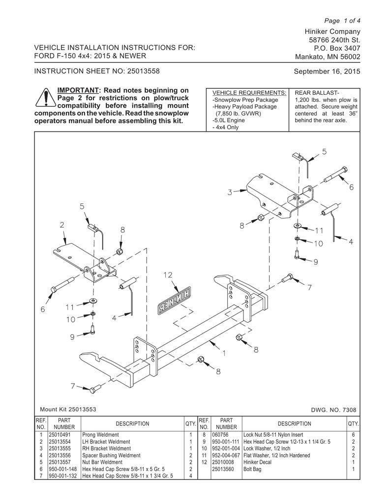 25013558 - Hiniker | manualzz.com on