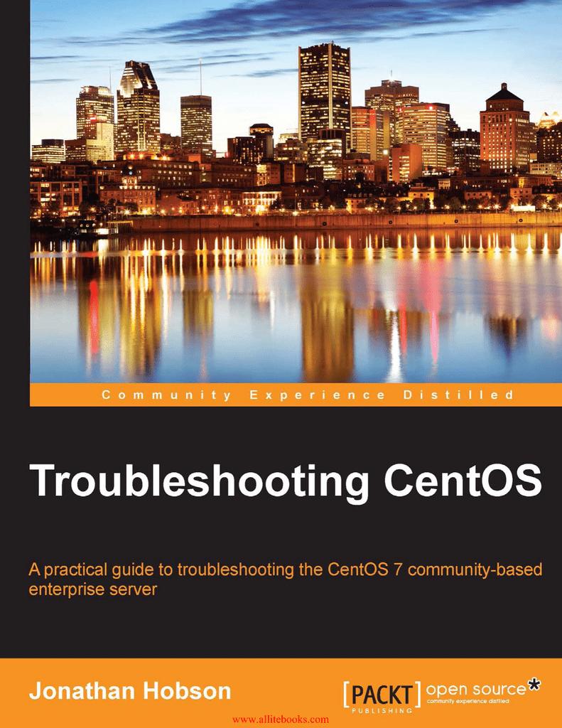 Troubleshooting CentOS | manualzz com