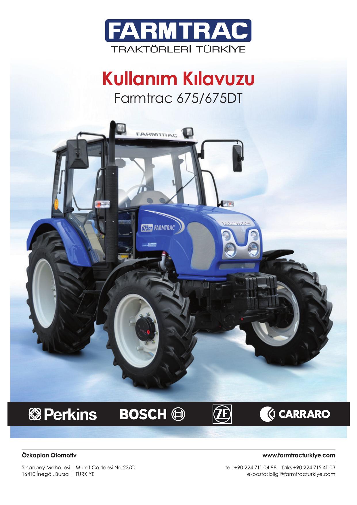 farmtrac tractors europe sp manualzz com Farmtrac Parts Manual