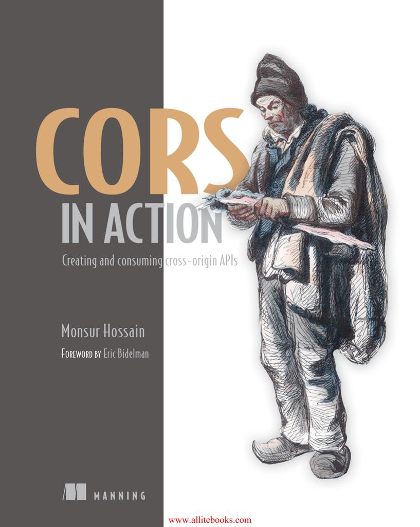 CORS in Action Creating and consuming cross-origin | manualzz com