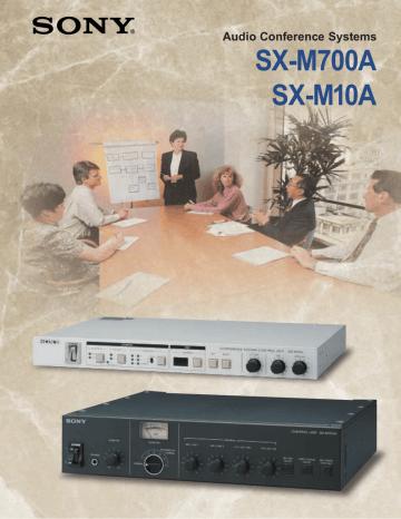 sony/options/sx_m700a.pdf | Manualzz