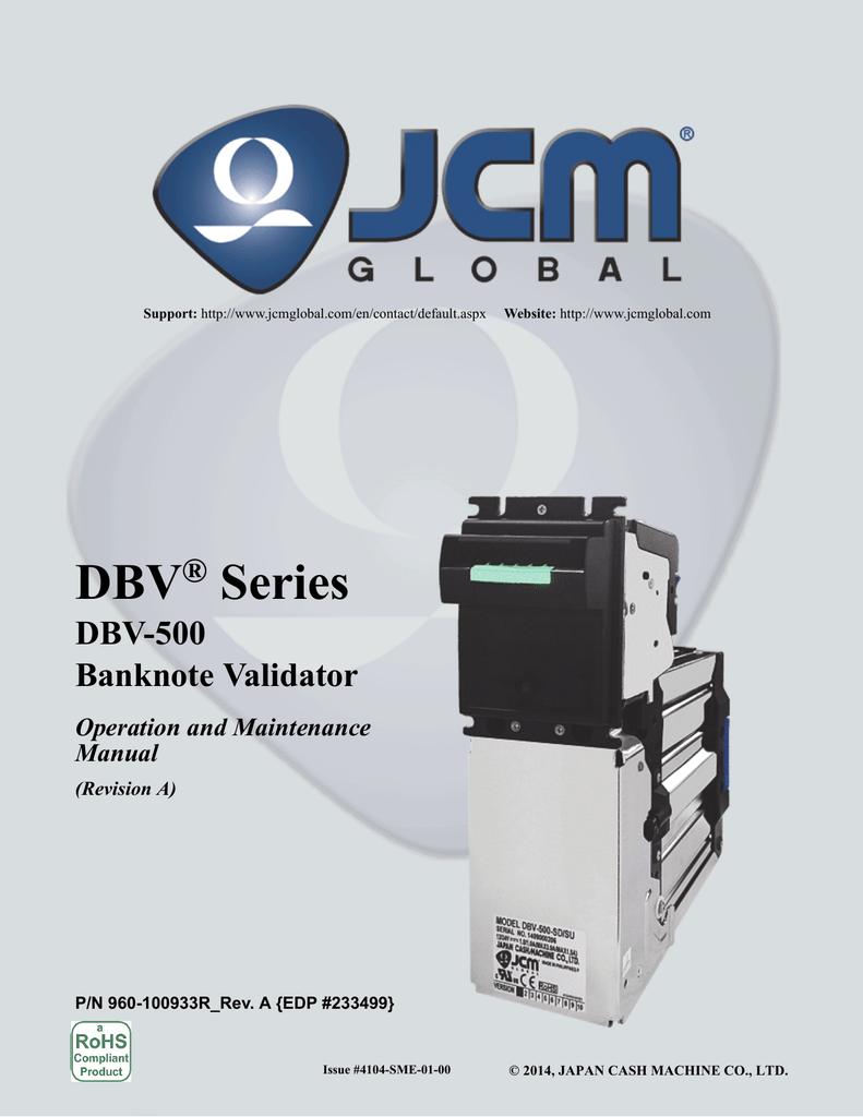DBV-500 Operation and Maintenance Manual | manualzz com