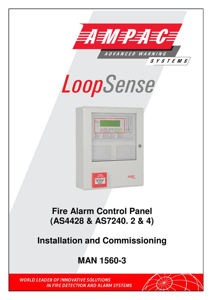 MAN1560-3_LoopSense_AS_Install_Commissioning.pdf | Manualzz
