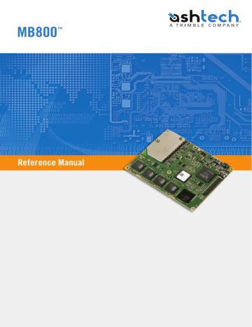 MB800_RM_A_en.pdf | Manualzz