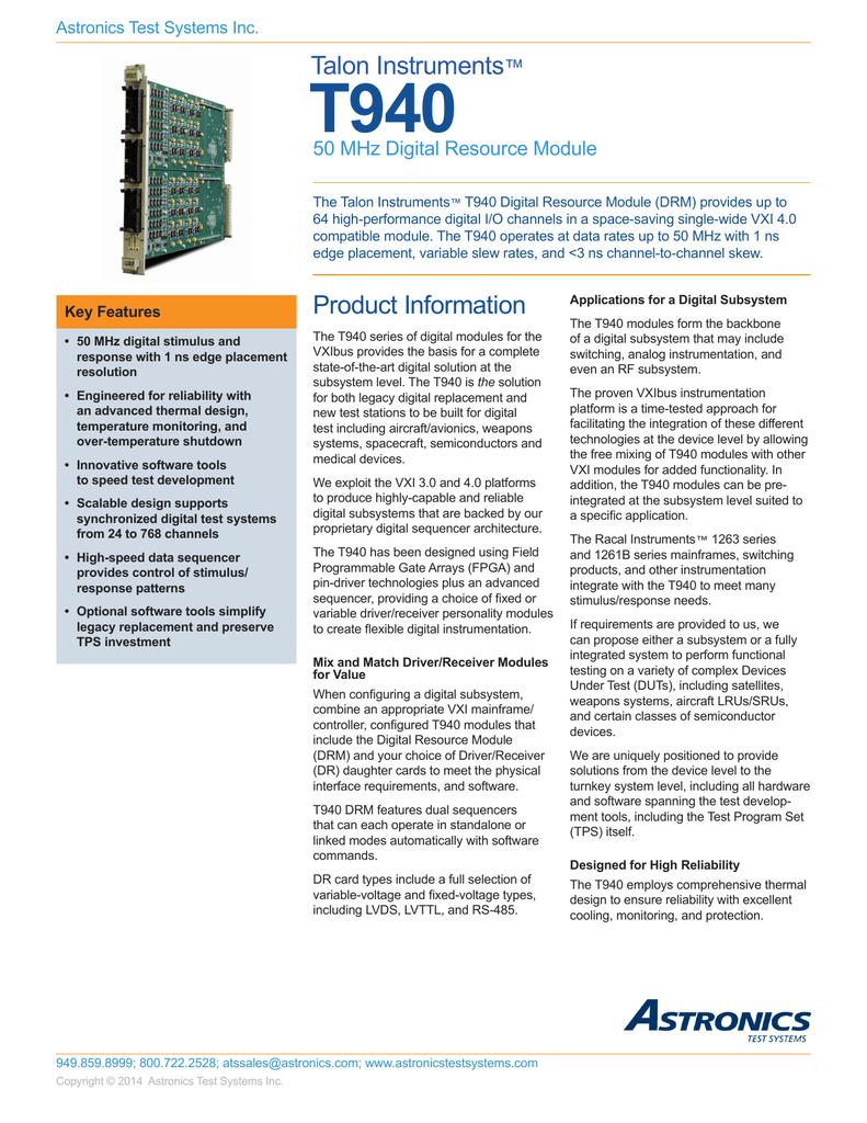 T940.pdf | Manualzz