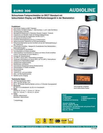 EURO300.PI.pdf | Manualzz