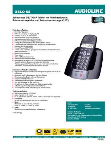 OSLO58.PI.pdf | Manualzz