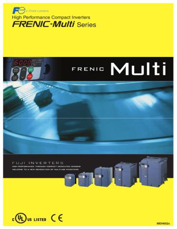 Bien tan Fuji dong Frenic-Multi - Catalogue.pdf   Manualzz