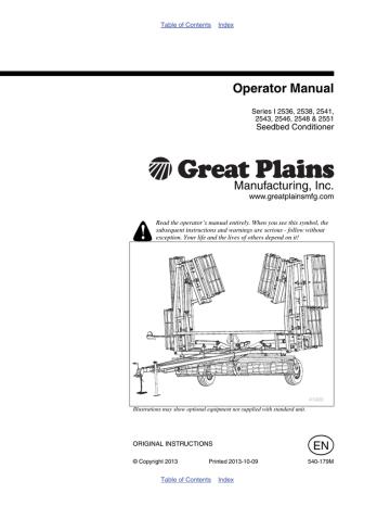Operator: English: 540-179m.pdf | Manualzz