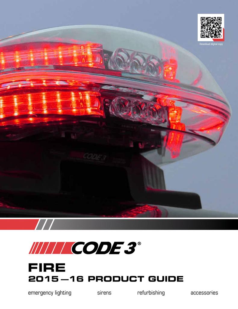 Wiring Database 2020  26 Code 3 Excalibur Lightbar Wiring