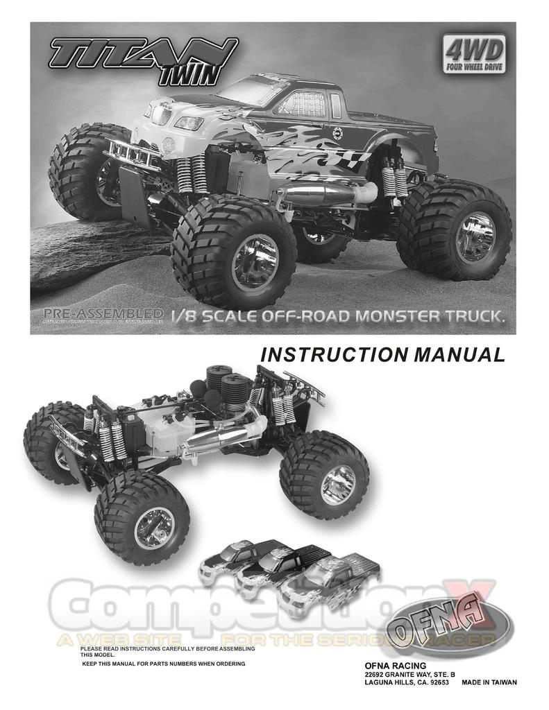 OFNA an Twin Manual | manualzz.com Ofna Wiring Diagram on