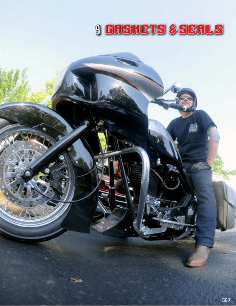 James Gasket Single Linkert Carb Float Bowl Gaskets for 36-65 Harley FL EL FLH