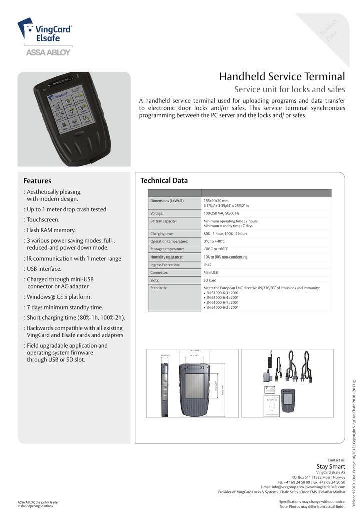 Handheld Service Terminal_TS_English_Oct13 | manualzz com
