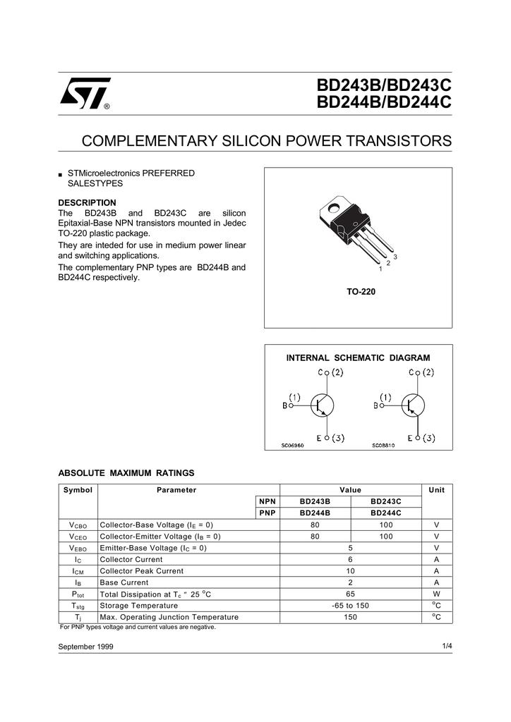Tip107 Transistor Download