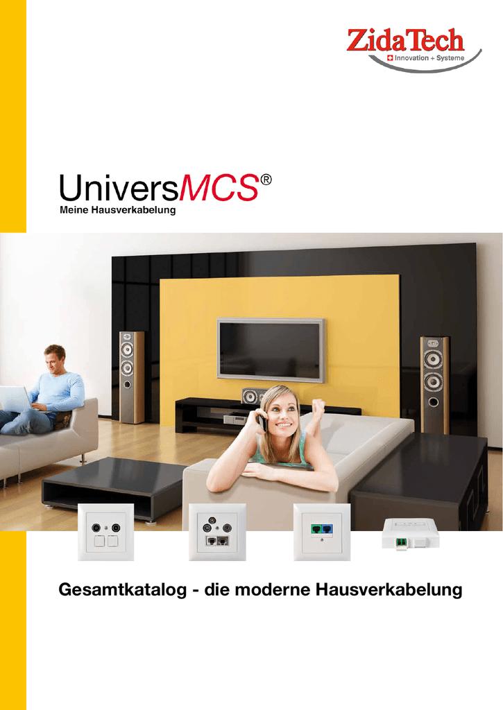 Katalog Hausverkabelung | manualzz.com