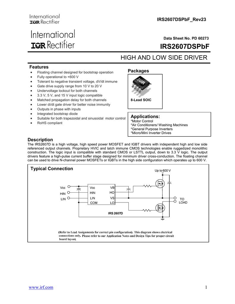 Dlpc2607 dlp pico processor 2607 asic (rev. C) texas instruments.