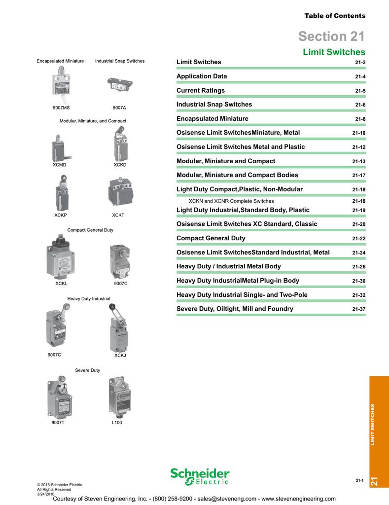 67 TELEMECANIQUE SENSORS ZCD21 1NC//1NO Compact Limit Switch Body IP 66