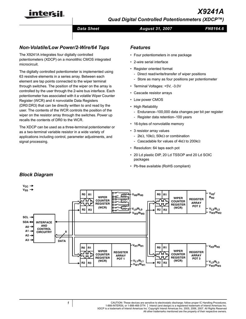 Wiring Diagram Data Sheet