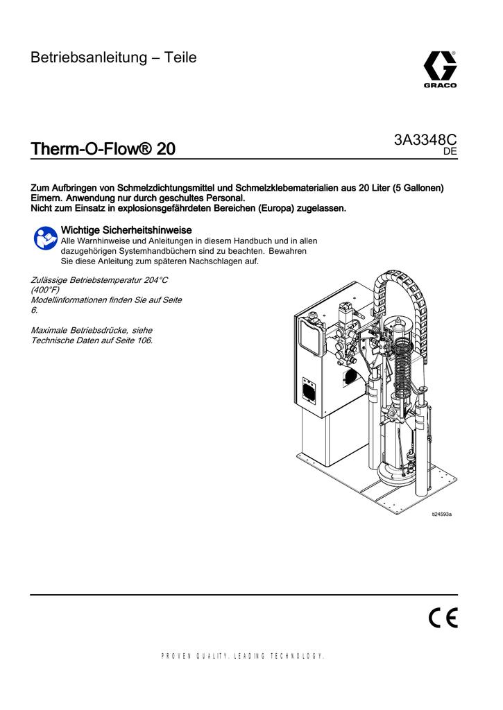 Therm---O O---Flow® Flow® 20 20   manualzz.com