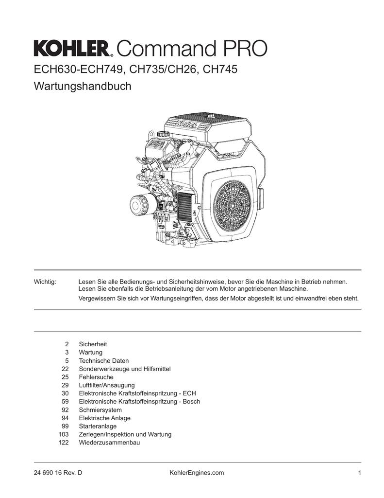 Atemberaubend Kohler Motorkabelbaum Diagramm Bilder - Elektrische ...