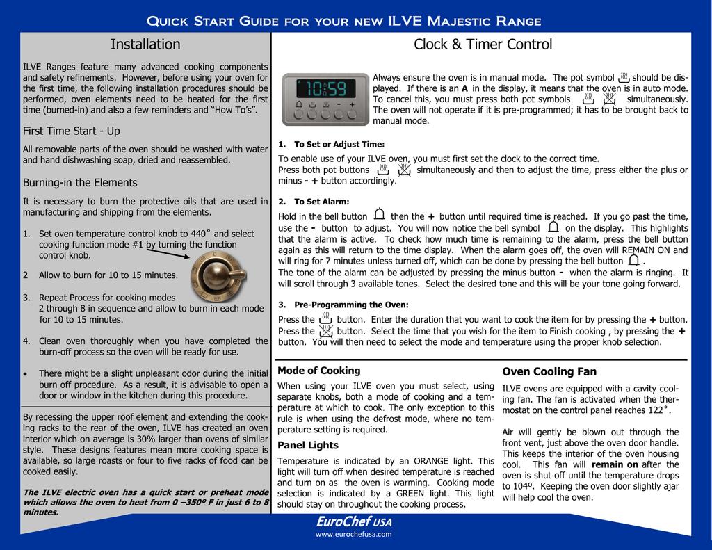 Clock Timer Control Installation Manualzz