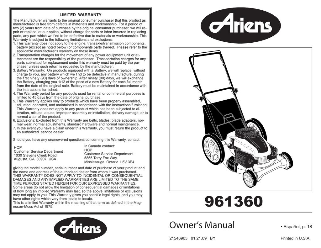 Ariens Riding Mower Belt Diagram Electrical Wiring For Poulan Lawn 961360 Diy Enthusiasts Diagrams U2022