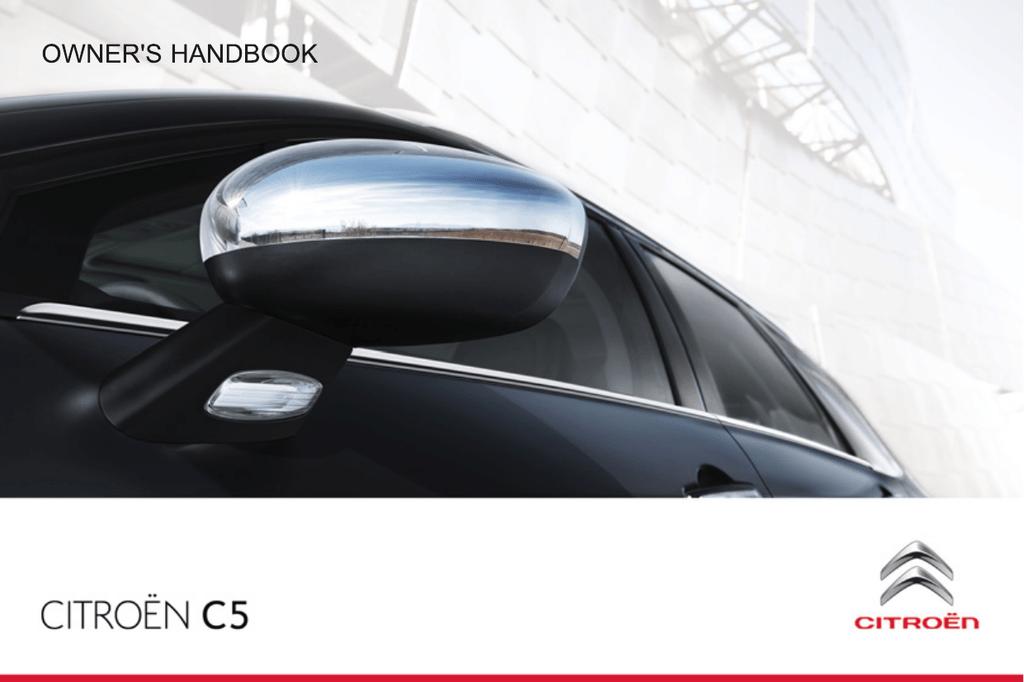 Citroen C5 Tourer Handbook