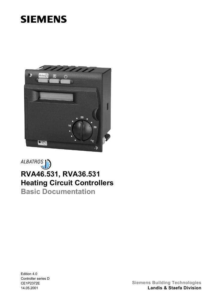 RVA46 Version D Zone Controller Basic Document, PDF | manualzz com