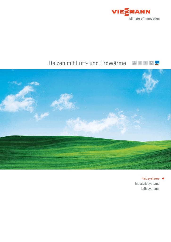 Heizen mit Luft- und Erdwärme (PDF 7 MB) | manualzz.com